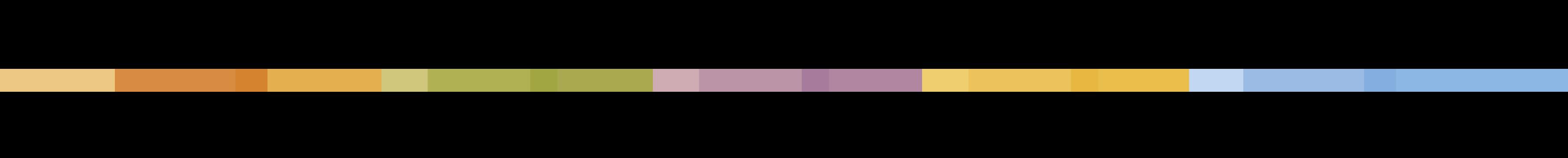 barra de colores