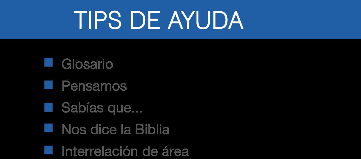 tips de ayuda Jesús me fascina