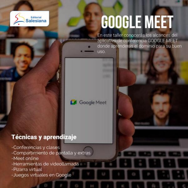 Taller Google Meet