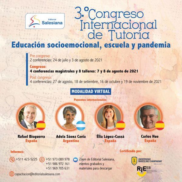 3er Congreso Internacional de Tutoría